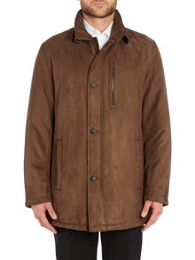 Microma Velours Outerwear Overcoat
