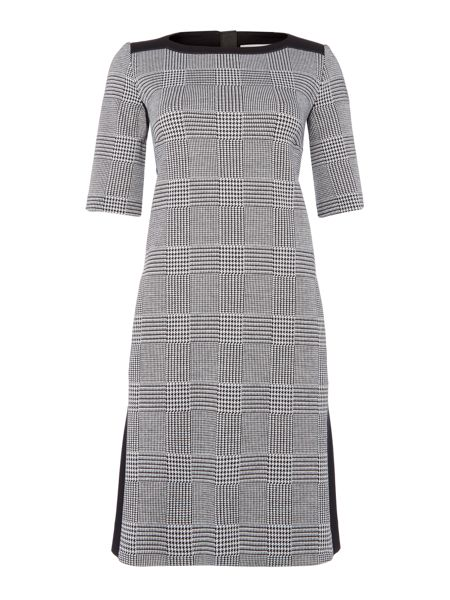 Marella Merlo checked dress