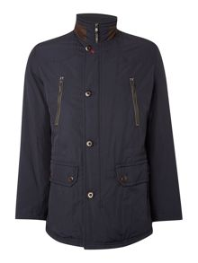 Bugatti Techno 2 Pocket Zip Coat