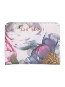 Eveline pink small flap over purse