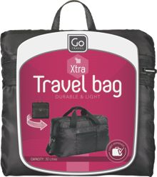 Go Travel Xtra travel bag, assorted colours