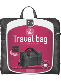 Xtra travel bag, assorted colours