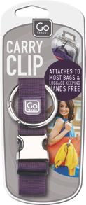Go Travel Travel carry clip, assorted colours