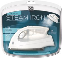 Travel stream iron