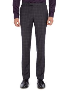 Label Lab Benet Check Skinny fit Suit Trouser