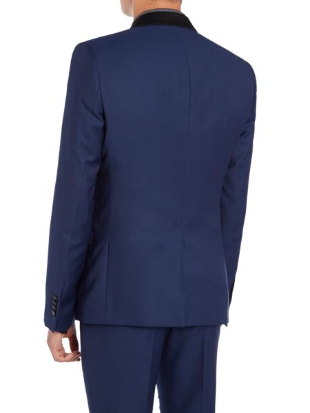 Label Lab Kinsey Shawl Neck Skinny Fit Suit Jacket