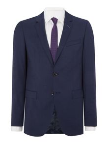 Tommy Hilfiger Mik Hampton slim fit micro houndstooth suit