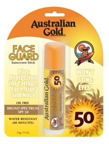 SPF 50 Face Guard Stick
