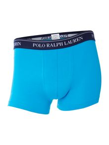 2 pack solid plain trunks