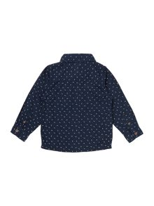 Boys Printed long sleeved shirt