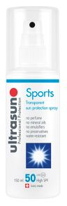 Ultra Sun Sports Sun Protection Spray SPF 50