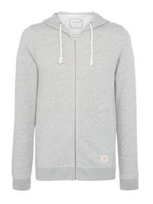 Jack & Jones Mens long sleeve hooded sweat