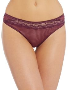 Wonderbra My pretty push up lace brazilian