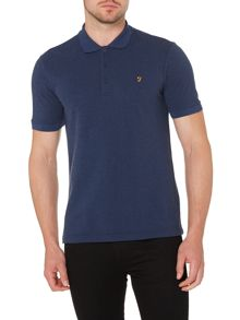 Slim Fit Cotton Pique Polo Shirt