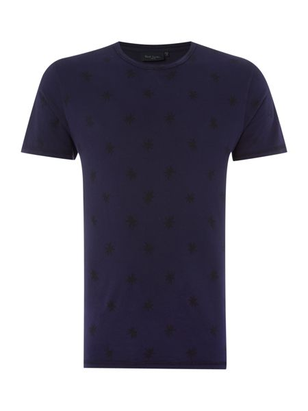 Paul Smith Jeans Regular Fit All Over Star Print T Shirt