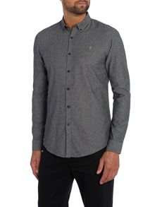 Steen slim fit oxford shirt