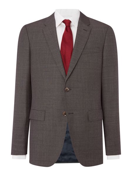 Tommy Hilfiger Single Breasted Birdseye Suit
