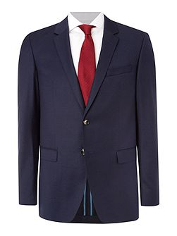 Single Breasted Flannel Suit
