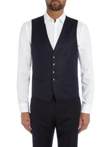 Tommy Hilfiger Flannel Waistcoat