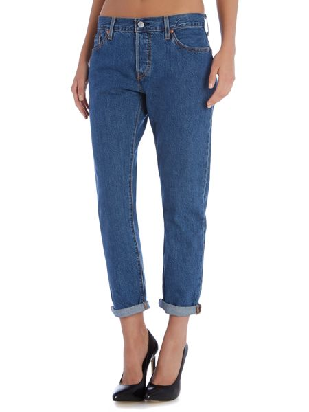 Levi's 501 Custom and tapered fit jean in surf shack