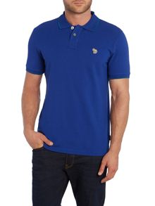 Paul Smith Jeans Zebra Regular Fit Tipped Logo Polo