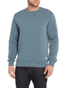 Jack & Jones Crew neck melange jumper