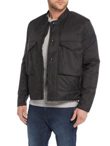Paul Smith Jeans Two Pocket Zip Up Bomber Jacket