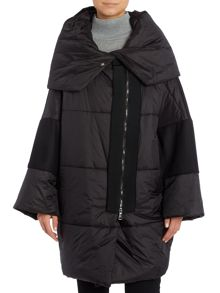 Overszied padded coat