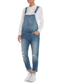 Overalls long dungarees in overlook