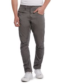 Slim Fit Twisted Chino
