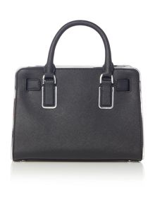Dillon black medium tote bag