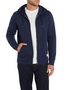 Paul Smith Jeans Regular Fit Zip Through Hoodie