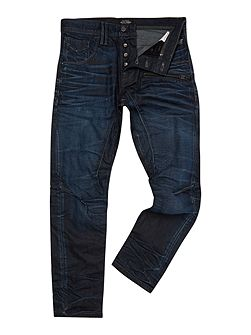 Resin Coated Jeans