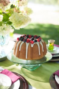 Anniversary Bundt Baking Tin