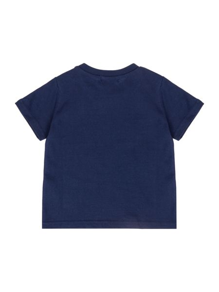 Polo Ralph Lauren Boys short sleeved t-shirt with poppers