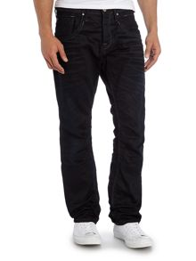 Jack & Jones Coated Loose Fit Jeans