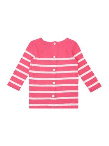 Girls long sleeved stripe Tshirt