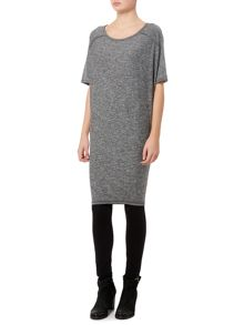 Label Lab Dress cocoon stripe