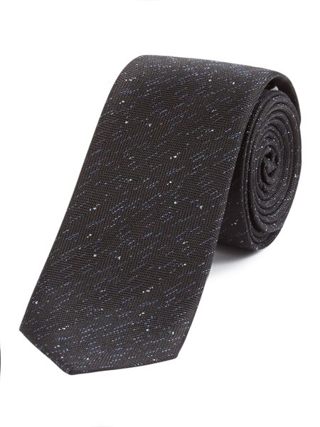 Richard James Mayfair Silk Tie - Disco Slub