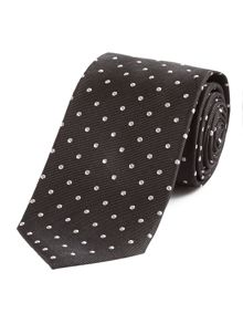 Richard James Mayfair Silk Tie Mini Spot