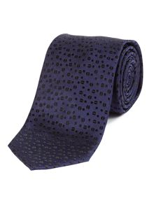 Richard James Mayfair Silk Tie Coffeebean