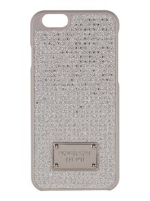 Silver Crystal IPhone 6 cover