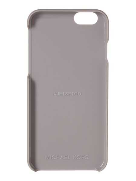Michael Kors Silver Crystal IPhone 6 cover