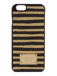 Gold stripe IPhone 6 cover