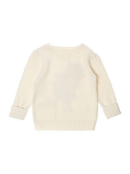 Polo Ralph Lauren Baby Girls Knitwear Crew Neck Jumper