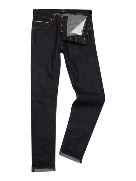 Neuw Lou raw selvedge slim fit jean