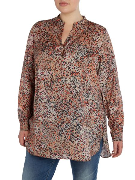 Persona Benefico leopard print shirt