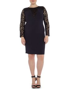 Disporre lace dress