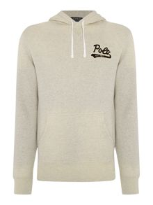 Polo Ralph Lauren Polo Script Hooded Sweater