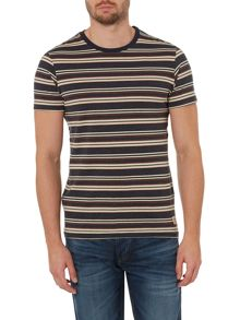 Jack & Jones Short Sleeve Nautical Stripe T-Shirt